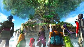 Dragon Quest XI HD Wallpaper