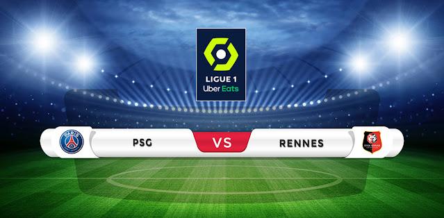 PSG vs Rennes Prediction & Match Preview