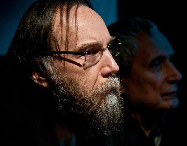 O filósofo ocultista Alexander Dugin fornece teorias esotérico-místicas sobre a missão religiosa do salvador do cristianismo: o ex-coronel da KGB!