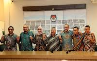 Minggu 30 Juni 2019, KPU Tetapkan Calon Presiden dan Wakil Presiden Terpilih