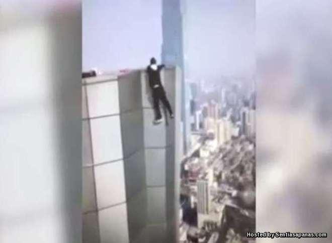 Video Aksi Stunt Terakhir Daredevil Wu Yongning Mengundang Maut!