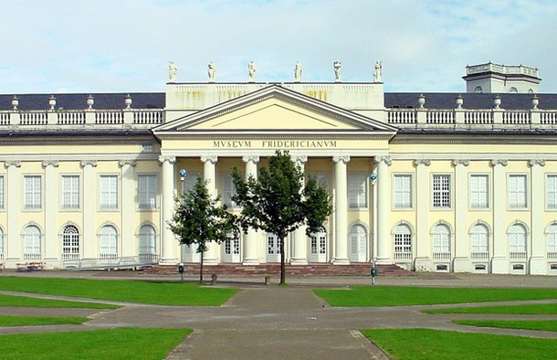 Fridericianum Kassel, Germany