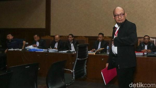Bebaskan Advokat Lucas, MA Kesampingkan Keterangan Novel Baswedan