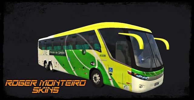 MARCOPOLO G7 1200 EXPRESSO PRINCESA DOS CAMPOS
