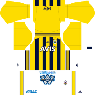 Fenerbahçe 2019 Dream League Soccer fts forma logo url,dream league soccer kits, kit dream league soccer 2018 2019