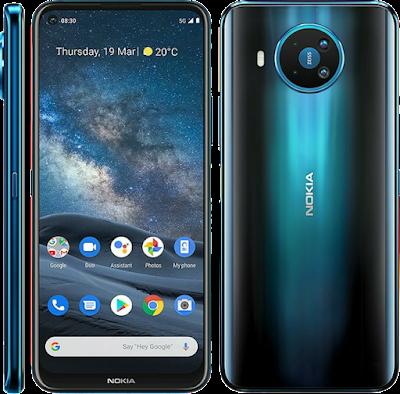 مواصفات و مميزات نوكيا Nokia 8.3 5G مواصفات وسعر جوال Nokia 8.3 5G و مميزاته