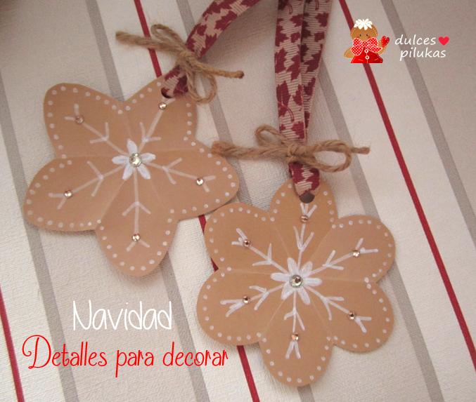 Dulces pilukas diy navidad detalles para decorar for Detalles de navidad