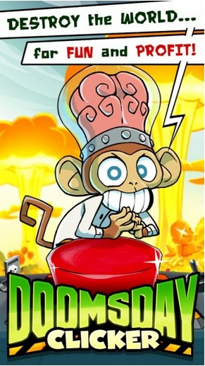 Doomsday Clicker Mod Apk v1.9.6 (Unlimited Coins/Gold)