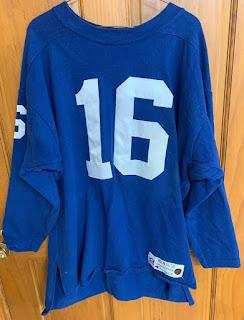 New York Giants Frank Gifford Champion Throwbacks jersey