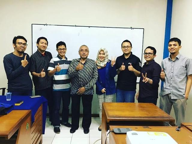 Kuliah Akuntansi Syariah bersama Pak Wiroso