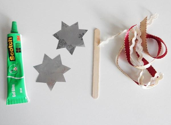 DIY : carte à faire des vœux