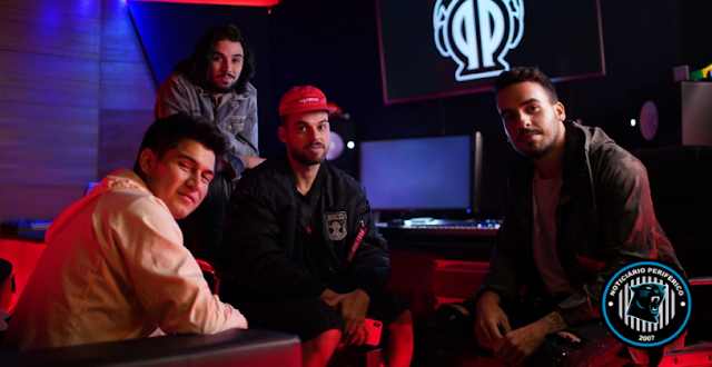 "Tritom se junta com Papatinho e NeoBeats no single e vídeo ""Caliente"""