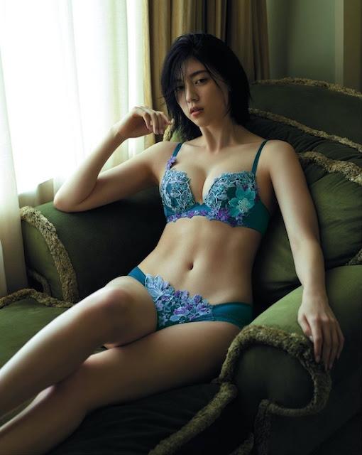 Ayaka Miyoshi lingerie