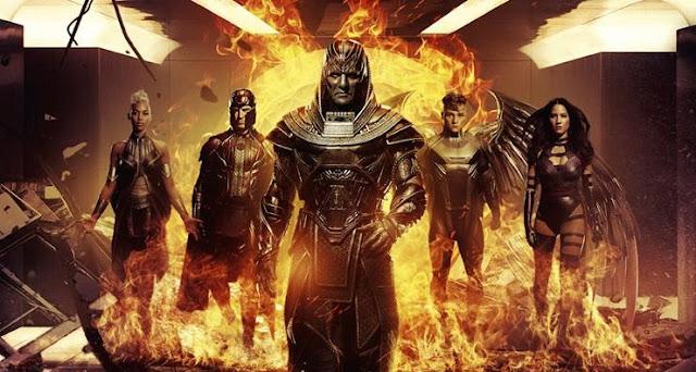 X-Men: Apocalipse | Imagens inéditas apresentam os dois lados da batalha