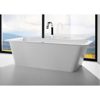 freistehende badewanne unique