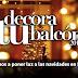 """Segunda edición de """"Decora tu Balcón"""" en Illescas"""