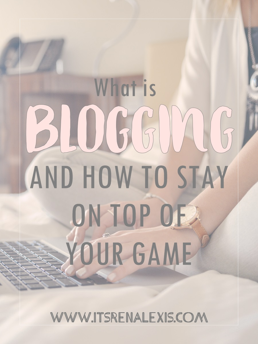 Not sure what blogging is all about? It's time you learn. Read on!