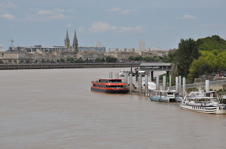 rio garona burdeos