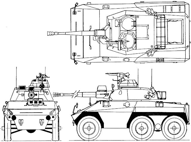 Brasil Em Defesa: EE-9 CASCAVEL Engesa
