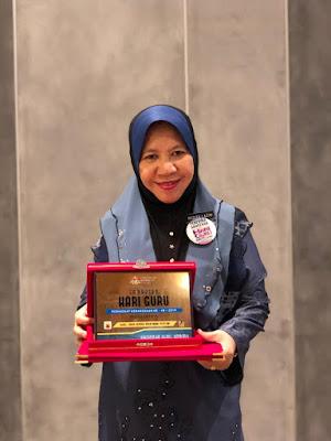 Guru Adiwira Pulau Pinang   Cikgu Rozita binti  SK Lahar Yooi, Pulau Pinang