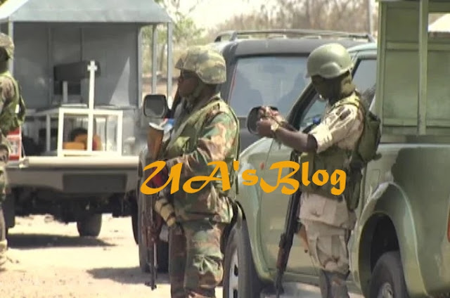 How We Bought Okrika Military Uniform For N15,000 - Kidnap Gang Makes Stunning Confession