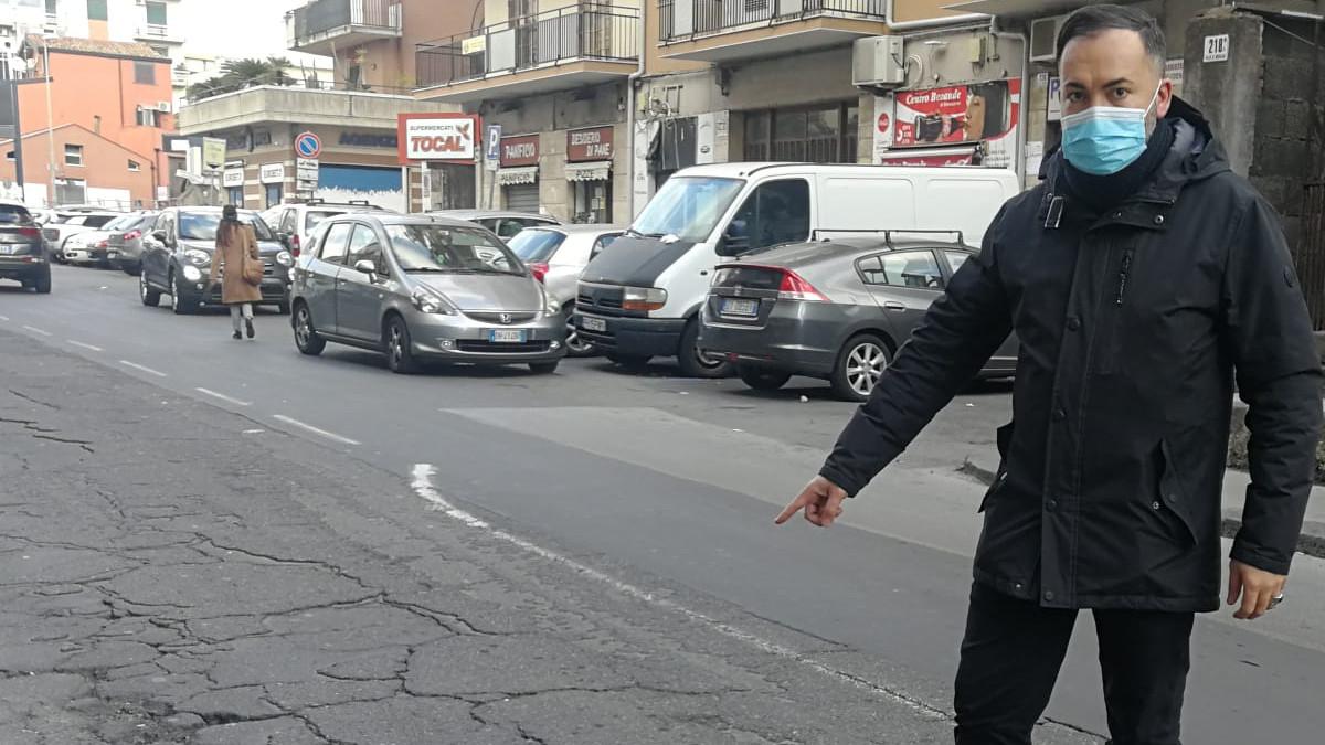 Serve maggiore sicurezza in via Renato Imbriani