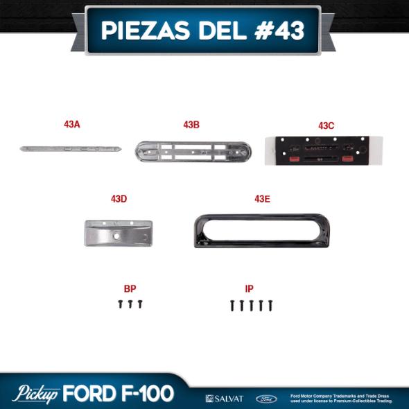 Entrega 43 Ford F-100