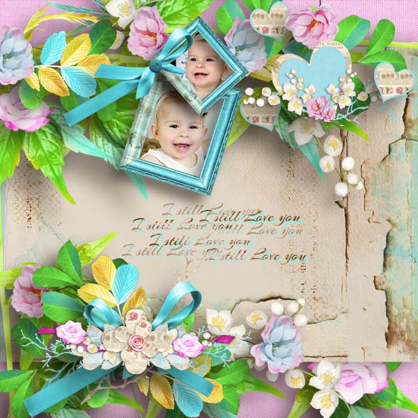 I Still Love You And Love Freebie Aneczkaw Designs