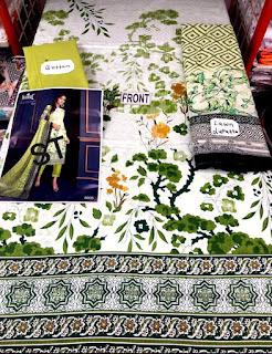 Ishaal print Gulmohar vol 8 Lawn salwar kameez wholesale