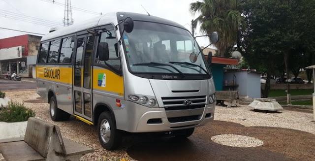 Iretama: Apae é contemplada com micro-ônibus adaptado