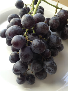 Marks & Spencer Seedless Sable Grapes