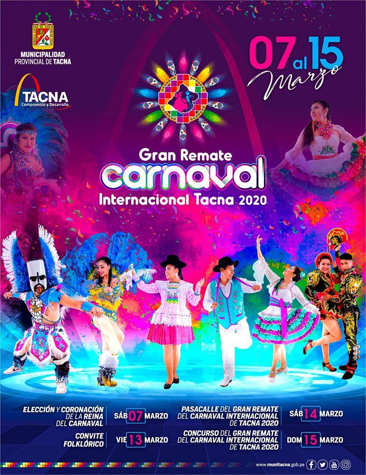carnaval tacna