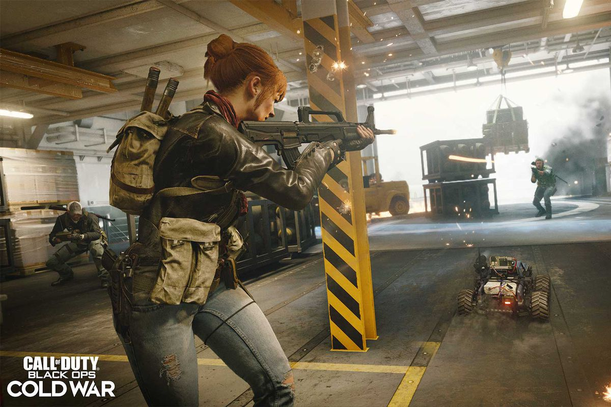 CoD Cold War: New feature could simplify the sharing of loadouts