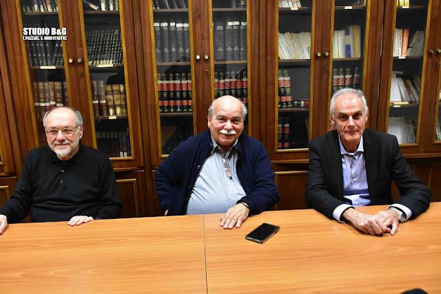 Σημαντική προσέλευση στην εκδήλωση του ΣΥΡΙΖΑ στο Άργος με ομιλητή τον Νίκο Βούτση (βίντεο)