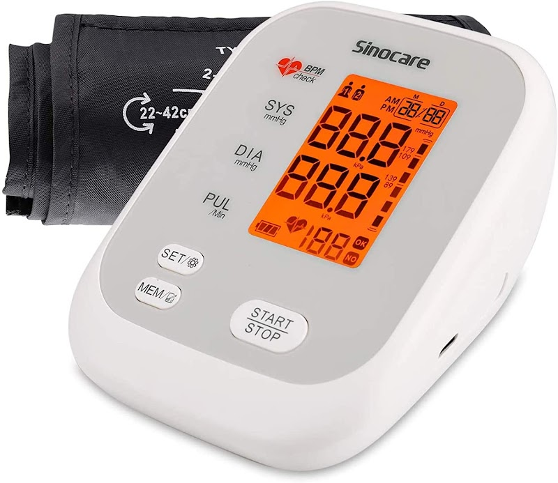 65% OFF Blood Pressure Monitor Upper Arm