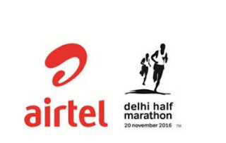 Eliud Kipchoge & Peres Jepchirchir ​eye​ personal best as their target at the Airtel Delhi Half Marathon, 2016