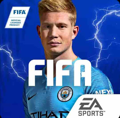 Aplikasi Game Bola Sepak Bola FIFA