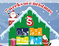 """Concorso Siser """"7 Week of Christmas"""" : vinci gratis 8 Mystery o Crafty Box o uno dei 35 Prize Pack e non solo!"""