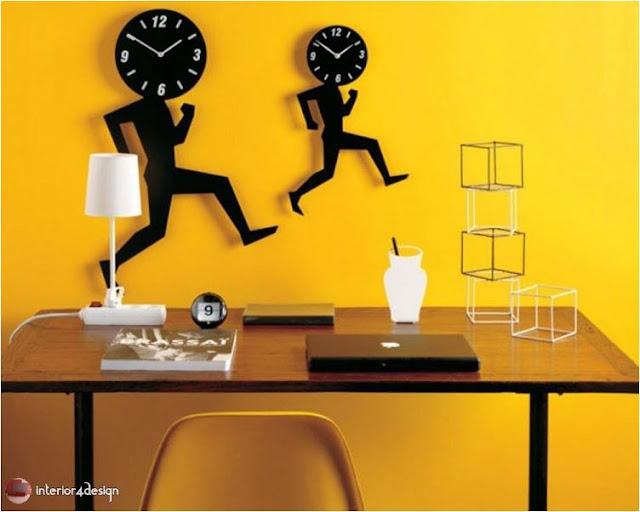 Unique Wall Clocks 14