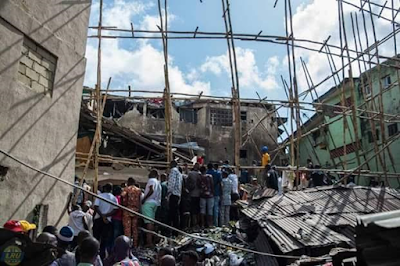 Collapsed building: Prompt response responsible for rescue of 14 victims - LASEMA
