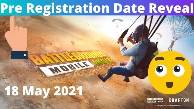 Battlegrounds Mobile India Pre-Registrations Date