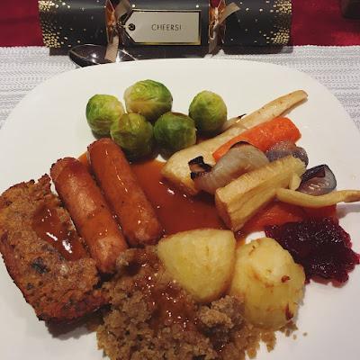 Christmas dinner - Dec 2017