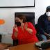 BARAHONA: La Gobernadora Provincial Diones Maribel González Trabaja en Sección Permanente con Autoridades ante el Paso de la Tormenta Elsa por el Municipio de Santa Cruz.