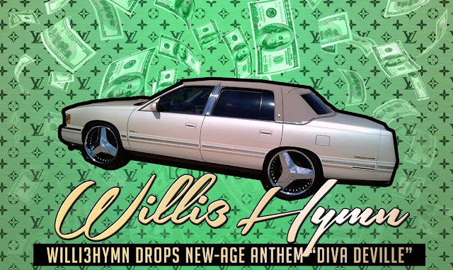 "Willi3Hymn drops new-age anthem ""Diva Deville"""