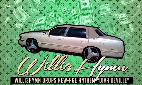 "Willi3Hymn drops new-age anthem ""Diva Deville"""