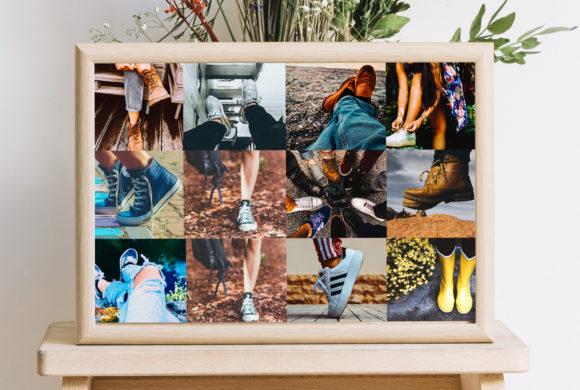 Share Preset Lightroom Happy Feet màu dành cho giày(Mobile/Desktop)