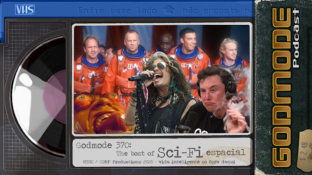 GODMODE 369 - THE BOST OF SCI-FI ESPACIAL