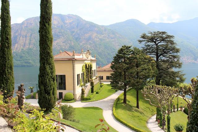 Villa Balbianello. Lago de Como