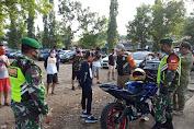 Belum Patuhi Prokes, 29 Orang Tertangkap Razia di GOR Goentoer Darjono Purbalingga