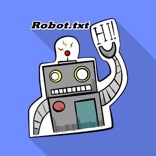 2 Cara Setting Robot.txt di Blogger & Mengatur Tag Tajuk Robot Khusus di Blogger